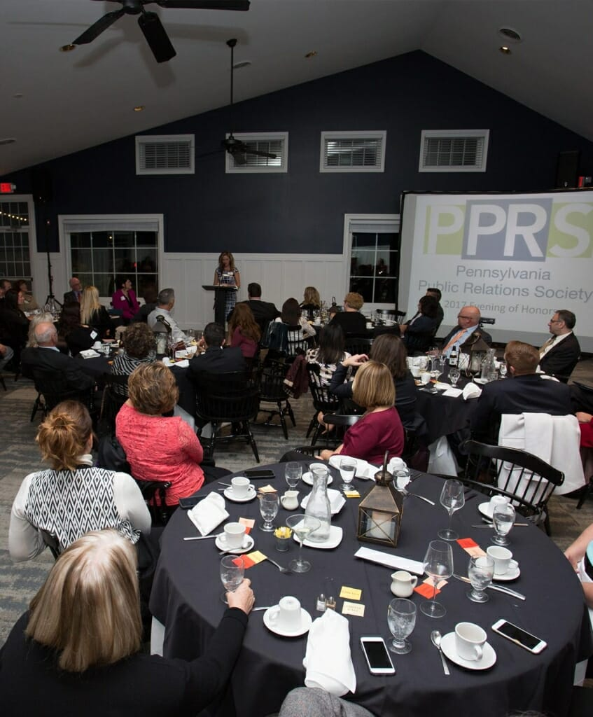 Pennsylvania Public Relations Society Meeting